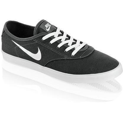 Starlet Saddle Sneaker Nike schwarz