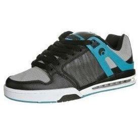 Osiris PIXEL Sneaker black/grey/teal