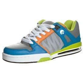 Osiris PIXEL Sneaker blue/grey/lime