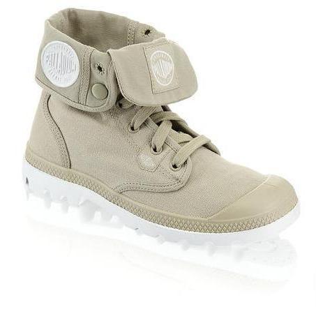 Baggy Sneaker Palladium beige