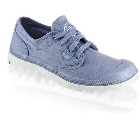 Pampa Oxford Sneaker Palladium blau