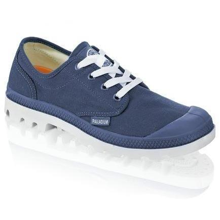 Pampa Oxford Sneaker Palladium dunkelblau