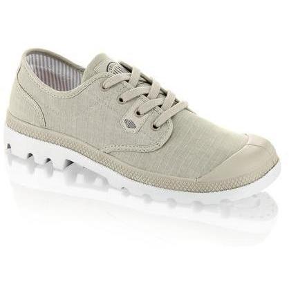 Pampa Oxford Sneaker Palladium grau