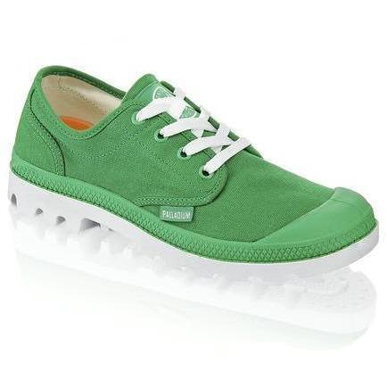 Pampa Sneaker Palladium grün