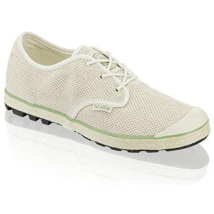 Slim Oxford Sneaker Palladium beige