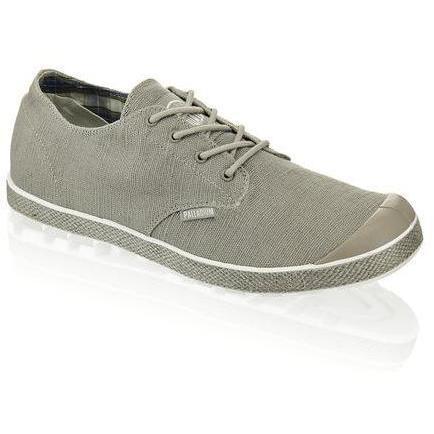 Slim Oxford Sneaker Palladium grau