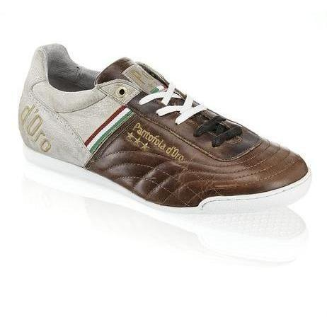 Alfeo Sneaker Pantofola d'Oro braun