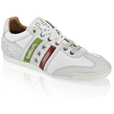 Ascoli Sneaker Pantofola d'Oro weiss