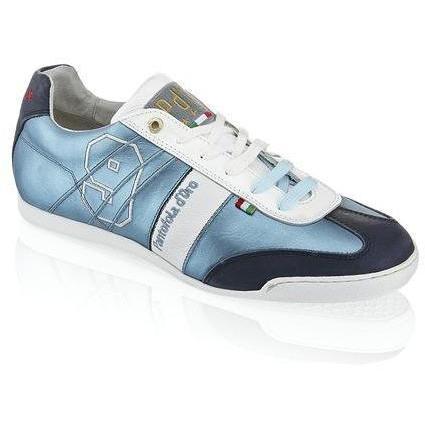 Ciro Sneaker Pantofola d'Oro blau