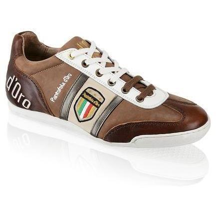 Fortezza Nostalgia Sneaker Pantofola d'Oro braun