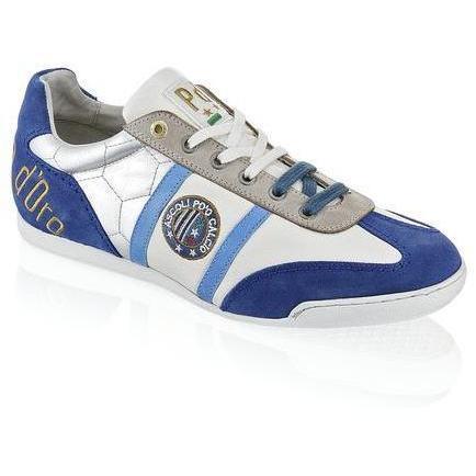 Fortezza Sneaker Pantofola d'Oro blau