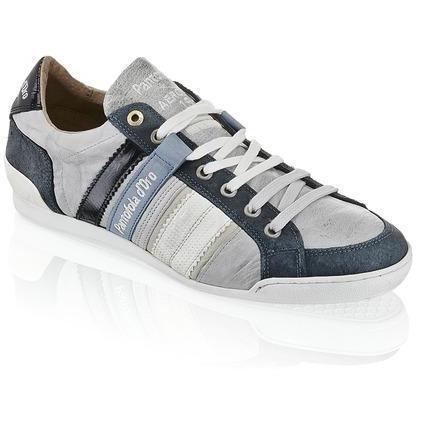 Urbino Nostalgia Sneaker Pantofola d'Oro blau kombiniert
