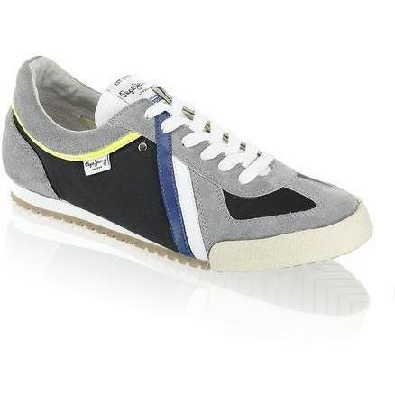 Conti Sneaker Pepe Jeans grau