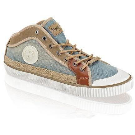 Industry Sneaker Pepe Jeans blau