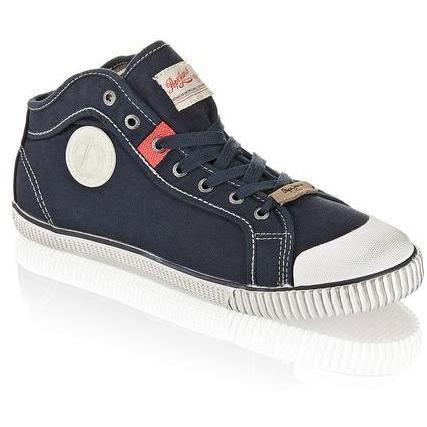 Industry Sneaker Pepe Jeans dunkelblau