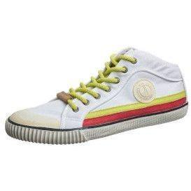 Pepe Jeans INDUSTRY Sneaker white salmon yellow