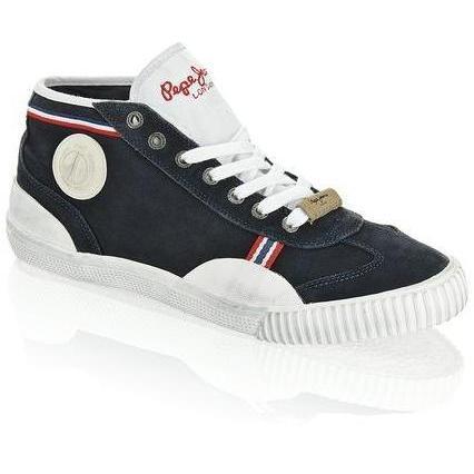 Union Sneaker Pepe Jeans schwarz
