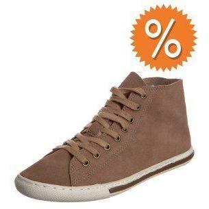 Pier One Sneaker high brandy