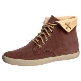Pointer HANNAH Sneaker high mahogany / wheat