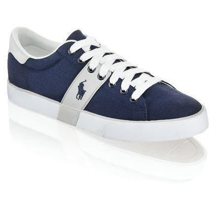 Burwood Sneaker POLO Ralph Lauren blau
