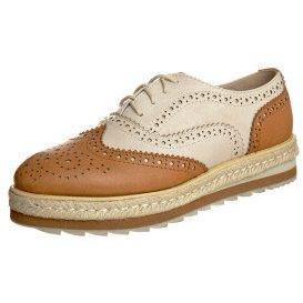 Post Footwear Sneaker low tan/beige