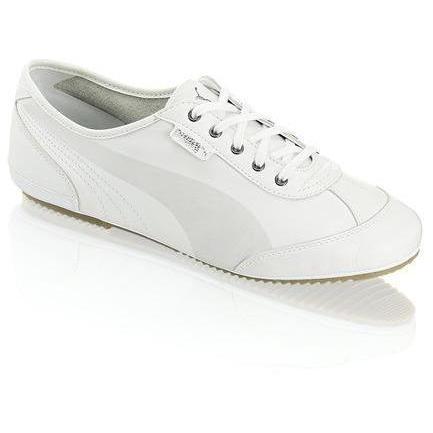 puma damen sneaker weiß rosa