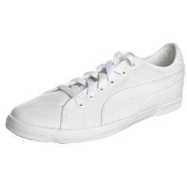 Puma BENECIO CANVAS Sneaker low white