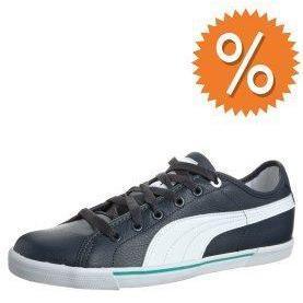 Puma BENECIO LEATHER Sneaker low new navy white