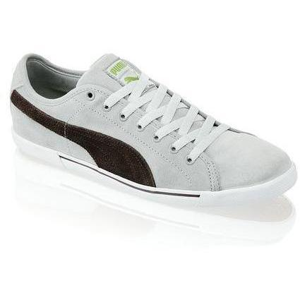 Benecio Sneaker Puma grau kombiniert