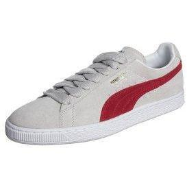 Puma CLASSIC Sneaker low silver birch/red/white/gold
