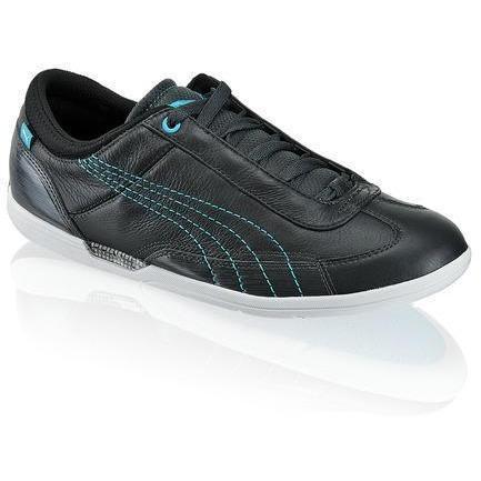 D Force Sneaker Puma schwarz