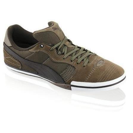 Esito Sneaker Puma braun kombiniert