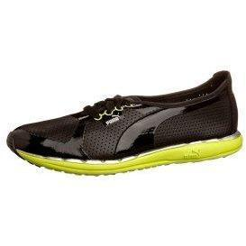 Puma FAAS Sneaker low black/lime punch