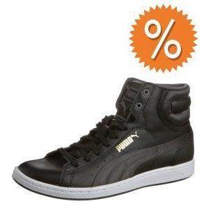 Puma FIRST ROUND SUPER L Sneaker high black/dark shadow/white