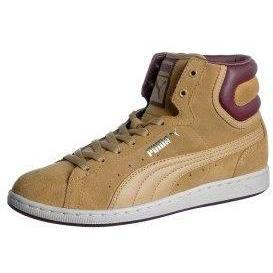 Puma FIRST ROUND SUPER Sneaker high honey mustard