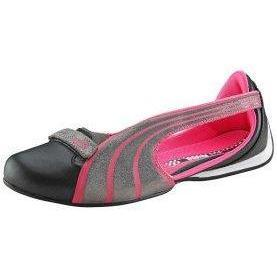 Puma FREIZEITSCHUH Sneaker low schwarz/pink