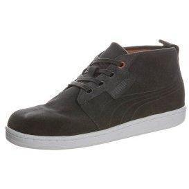Puma HAWTHORNE MID Sneaker dark shadow/team orange