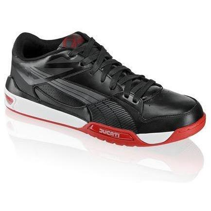 Hypermoto Lo Ducati Sneaker Puma schwarz