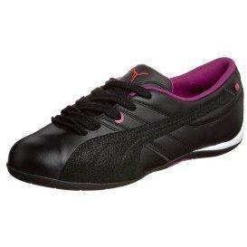 Puma JET CAT LO Sneaker black/festival fuchsia/red clay