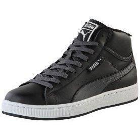 Puma MID L WINTER FREIZEITSCHUH Sneaker schwarzweiß