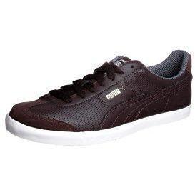 Puma ROMA Sneaker low chocolate brown whisper white