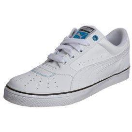 Puma SKY 2 LOW VULC Sneaker low white / dresden blue / silver