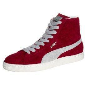Puma Sneaker high chili pepper gray violet