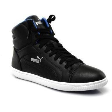 puma sneakers high damen