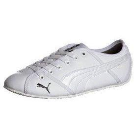 Puma STYLE CAT LEA Sneaker whitewhiteblack
