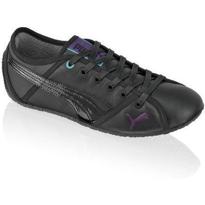 Style Cat Sneaker Puma schwarz