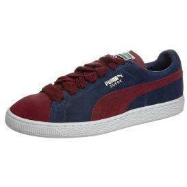 Puma SUEDE CLASSIC ECO Sneaker insignia blue/cordovan