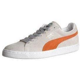Puma SUEDE CLASSIC Sneaker gray violet/harvest pumpkin
