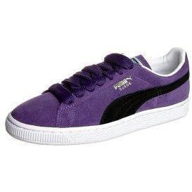 Puma SUEDE CLASSIC Sneaker low prism violet/black/white/team gold