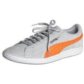 Puma SUPERSUEDE Sneaker low grey/vibrant orange